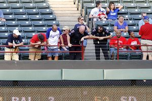 Another fan dies at a baseball game