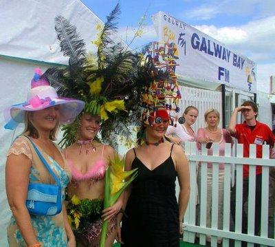 Ladbrokes sponsors Irish Galway Races Summer Festival 2011