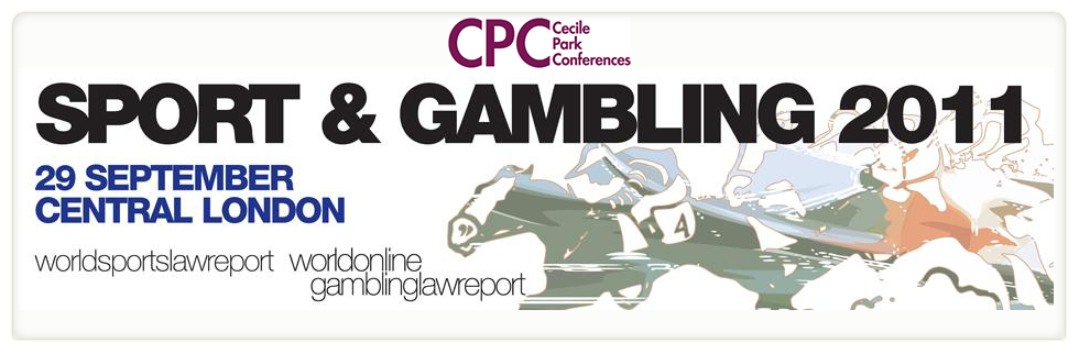 Gambling Conference: Sport and Gambling 2011