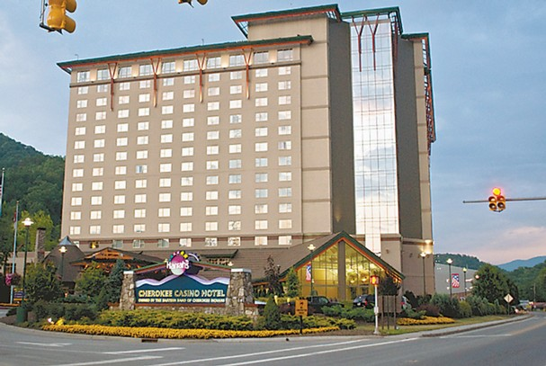 Harrah's Cherokee Casino Hotel