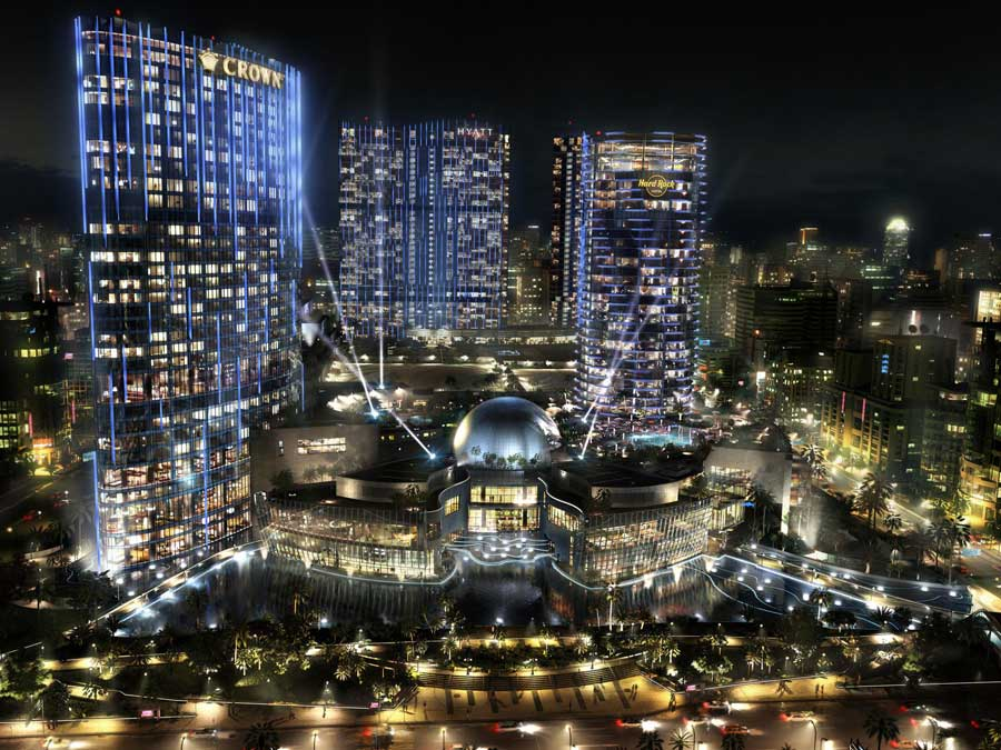 Crown owes a lot to Macau; Explosion injures 13
