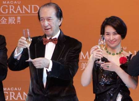 MGM China hoping for Cotai move