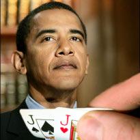 Poker fan Obama tells Republican leaders: Don't call my bluff on debt ceiling