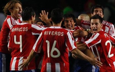 Paraguay reach Copa Final