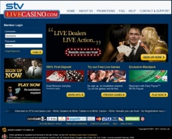 Scottish Television Network STV enters online gambling
