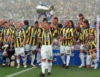 Fenerbahce lifts title