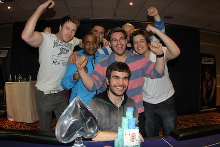 UK poker news: UKIPT Brighton concludes; London Poker Championship begins