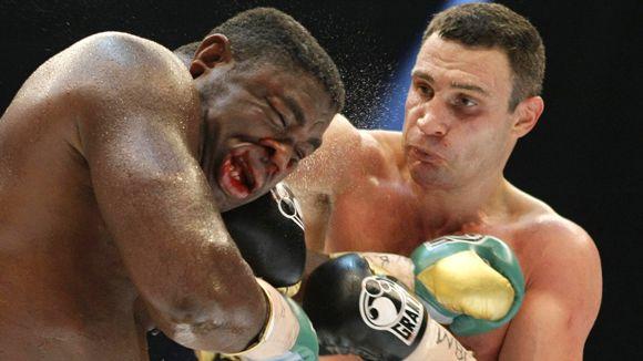 Vitali Klitschko wants to knockout David Haye