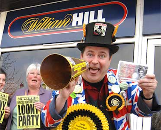 William Hill's Italian Job; Paddy Power tapping into Black Friday