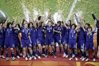 Women Team Japan World Cup