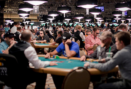 World Series of Poker Breaks All-Time Records at 2011 Event