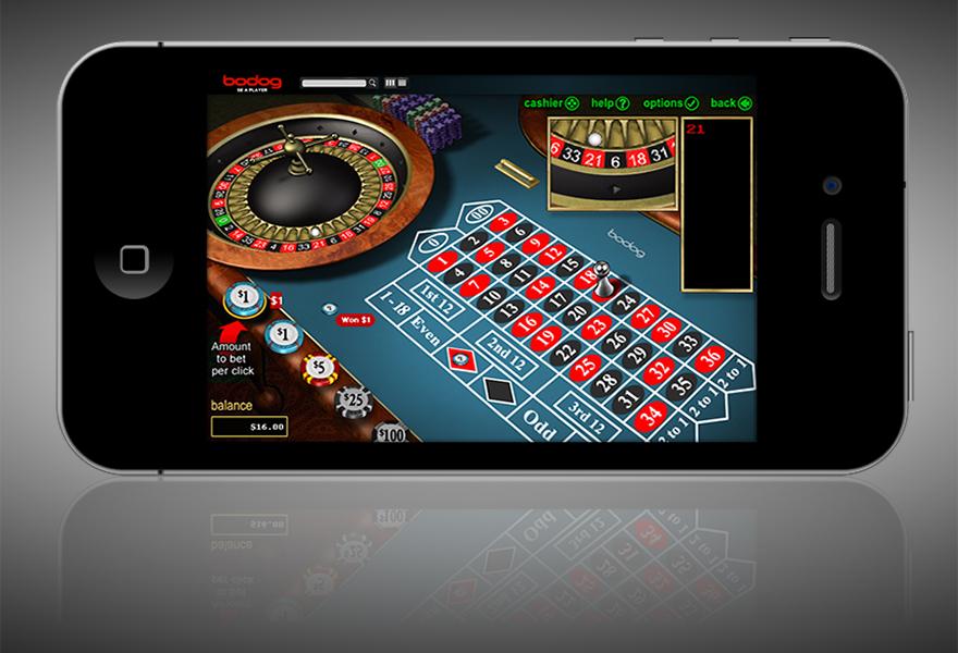 iPhone Mobile Gambling