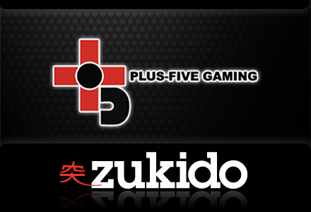Plus-Five Gaming partners with Zukido
