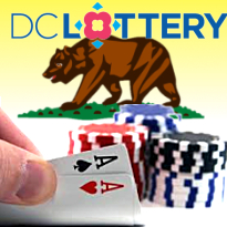 DC Lottery California Online Poker TV Campaign