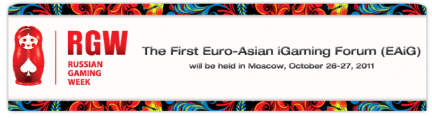 Euro Asian iGaming Forum - Russian Gaming Week - Gambling Conference