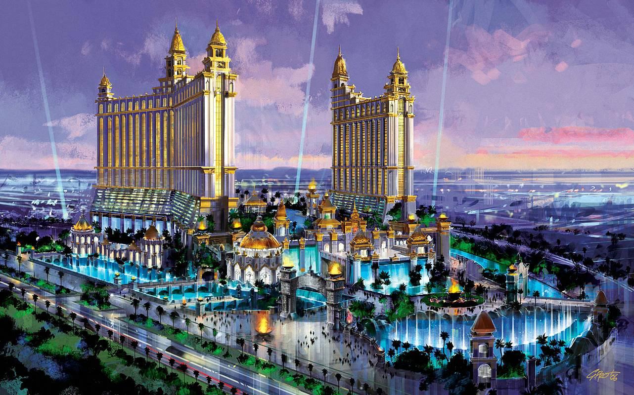 Galaxy Macau Share Price