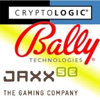 Quarterly reports: JAXX SE, Cryptologic, Bally Technologies