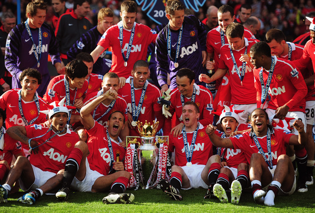 Will Manchester United repeat?