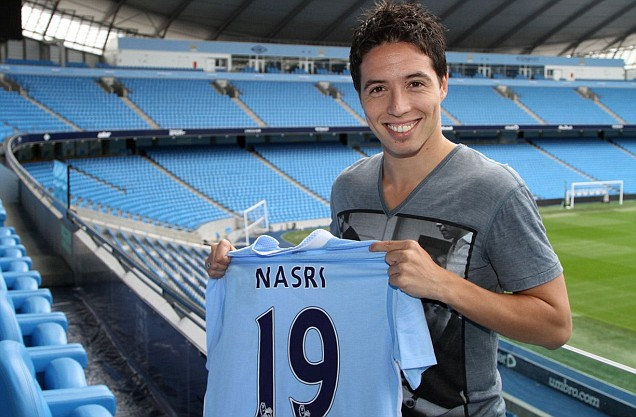 New City signing could make debut
