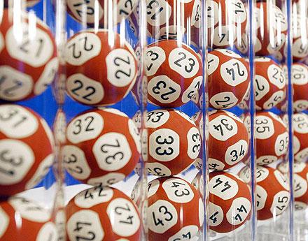 Ukraine lottery