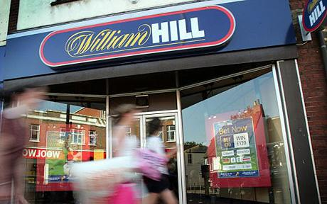 William Hill mobile revenues increase by 600%