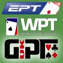 GUKPT Goliath and WPT Legends winners; EPT Barcelona final table set