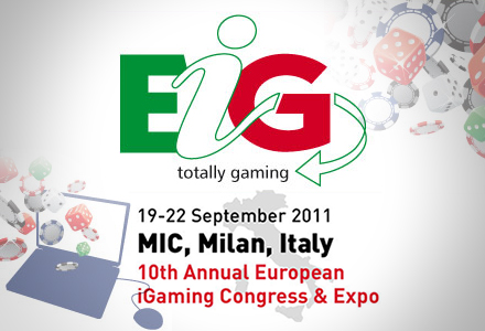 EiG unveils INTRALOT Interactive and Kambi Sports Solution as supporting sponsors