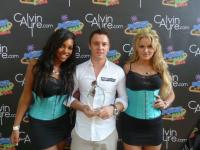Sam Trickett wins best Cash Player at the Poker in the Park Britsh Poker Awards