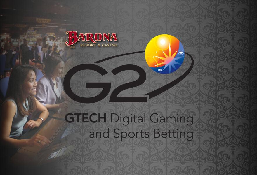 GTECH G2 and Barona Resort & Casino to Launch Play For Fun Poker