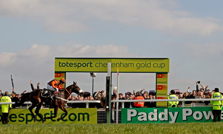 Betfred interested in Gold Cup – if the course wants them