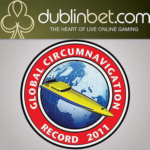 Dublinbet.com Announce Sponsors Global Circumnavigation Record Challenge