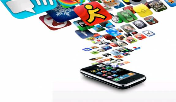 Mobile app downloads to hit 18bn by year's end