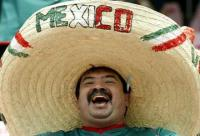 Mexican man with sombrero