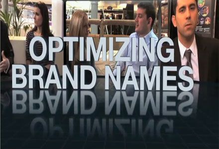 Viewpoint Video – Optimizing Brand Names