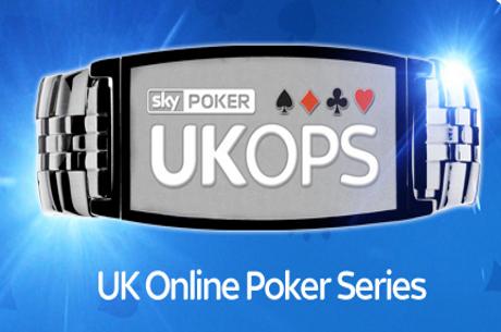 New Sky Poker UK Online Poker Series starts today