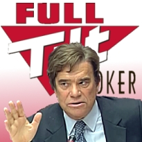 Bernard Tapie reins in son's comments on Full Tilt Poker acquisition