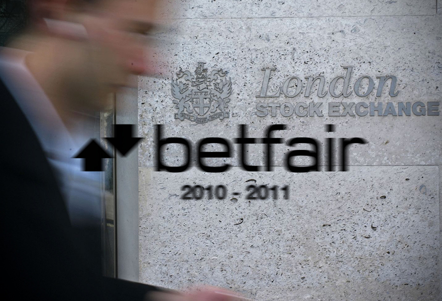 Betfair Turns a Year Old at London Stock Exchange