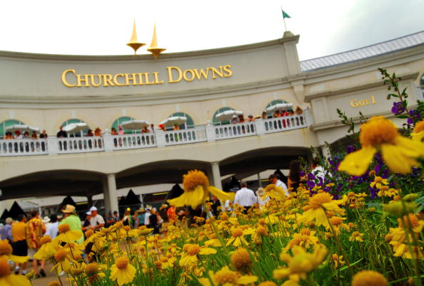 Churchill Downs unveils new online horse racing betting system