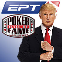 Spindler tops EPT London; Hall of Fame nominees; Donald Trump's gay porn site