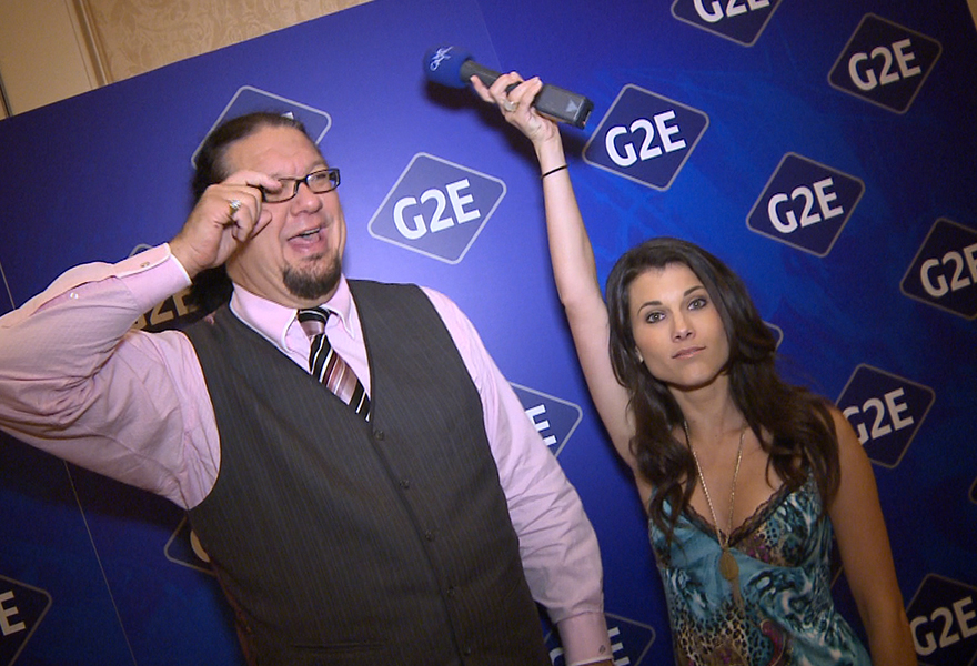 G2E Las Vegas Day 1 Summary Video