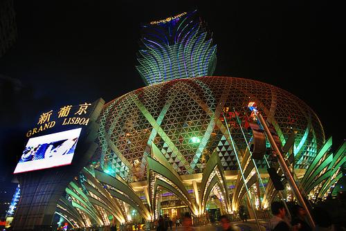 Macau stocks rebound; Junket operator sees huge increase