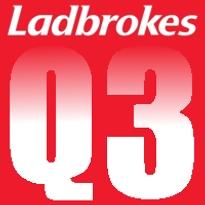 Ladbrokes' Glynn talks up Q3 revenues, plays down failed Sportingbet bid