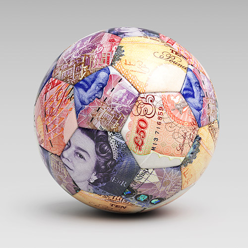Gambling industry influences British football's 100 richest