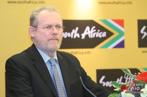 Minister Rob Davies South Africa