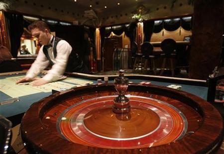 Russia's complex gambling market