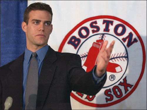 Theo Epstein headed to Wrigley
