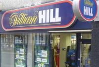 William Hill retail shop