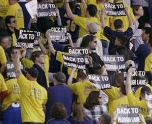 wimbledon fans protest