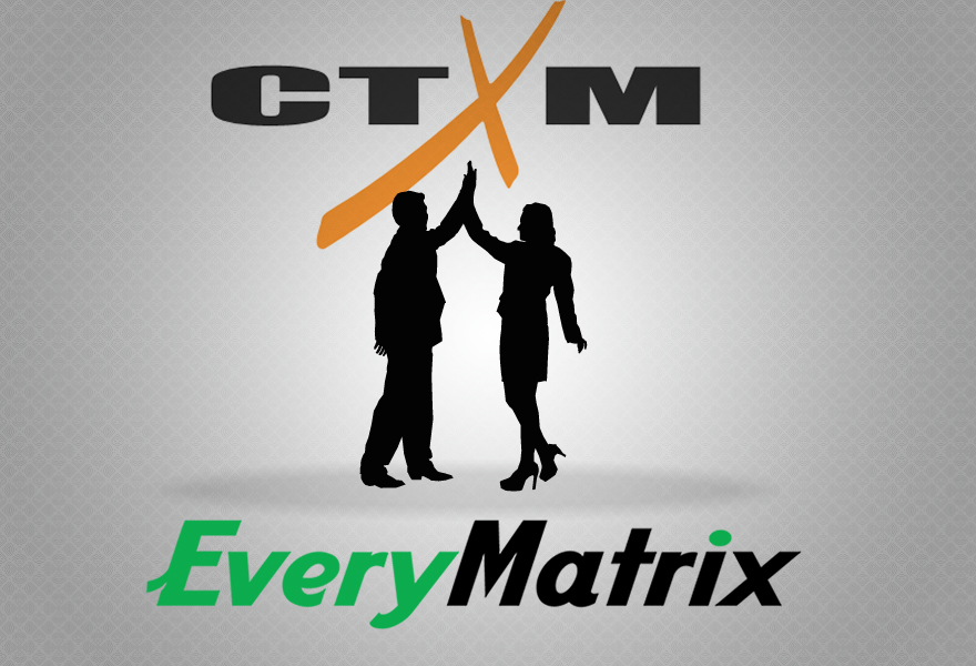 CTXM Partners with EveryMatrix