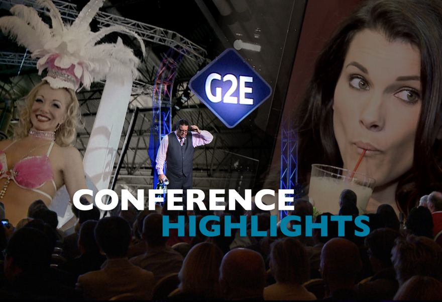 G2E Las Vegas Highlights